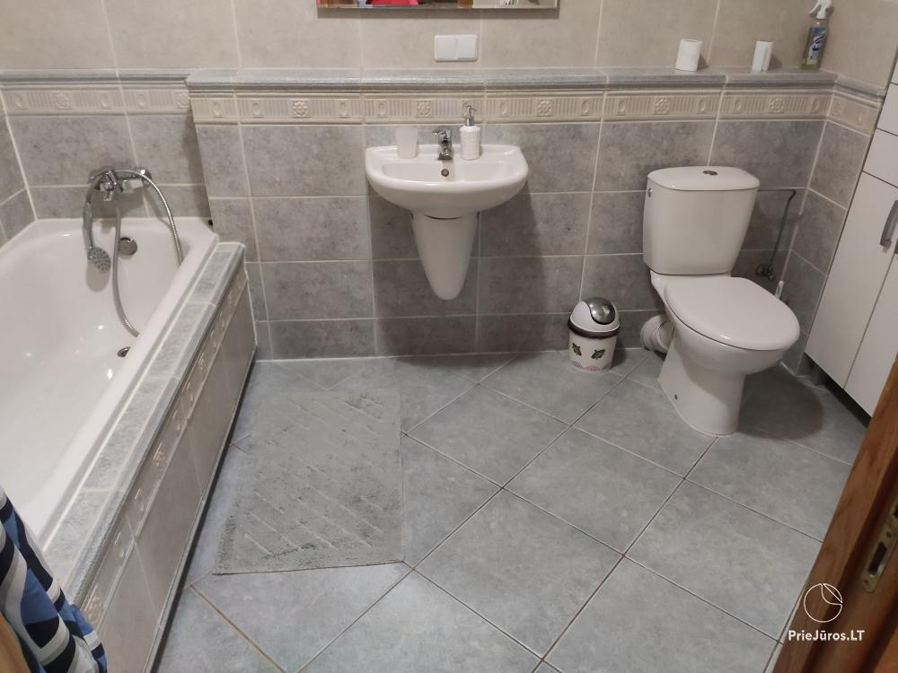 Two rooms apartment in a newly built house, near the shopping center Molas - 7