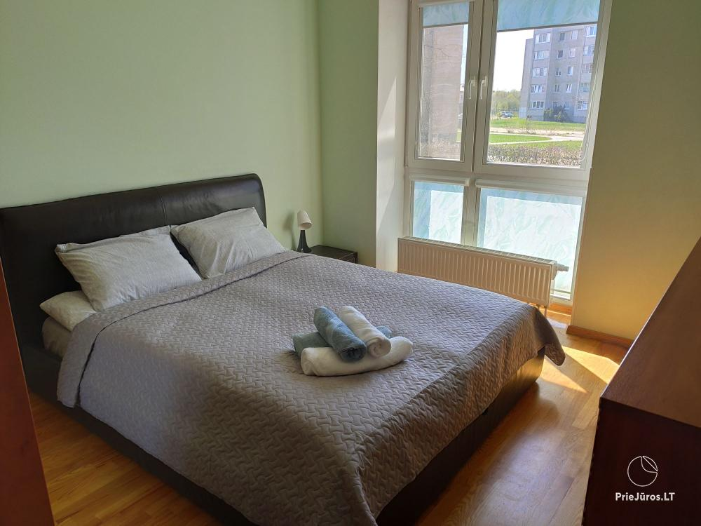 Two rooms apartment in a newly built house, near the shopping center Molas - 4