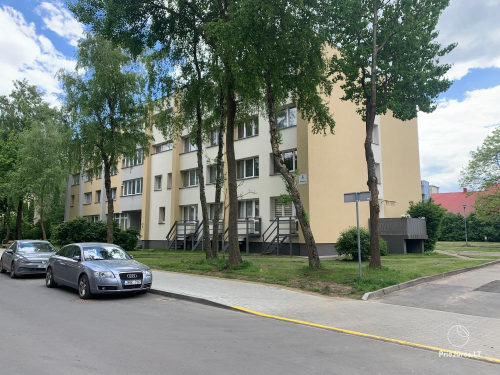 Flat for rent in Palanga - 1