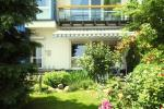 Consul corner - apartment for rent in Juodkrante with a view of the Curonian lagoon, sauna, terrace in a rose garden