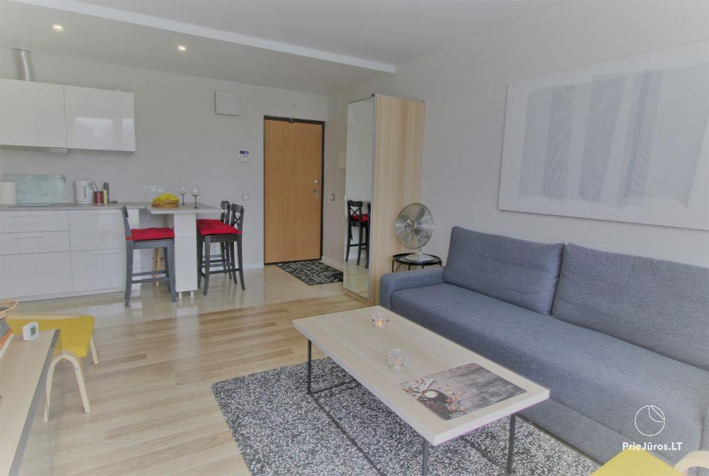 Apartamentai prie parko Palangoje - 5