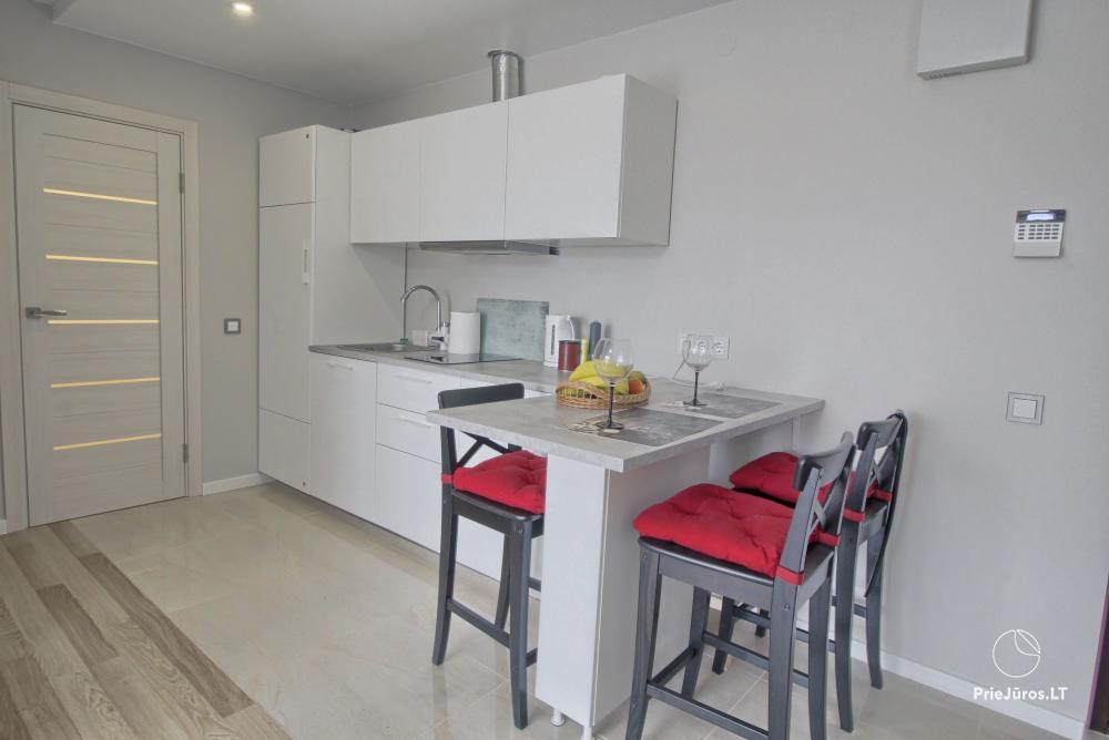 Apartamentai prie parko Palangoje - 7