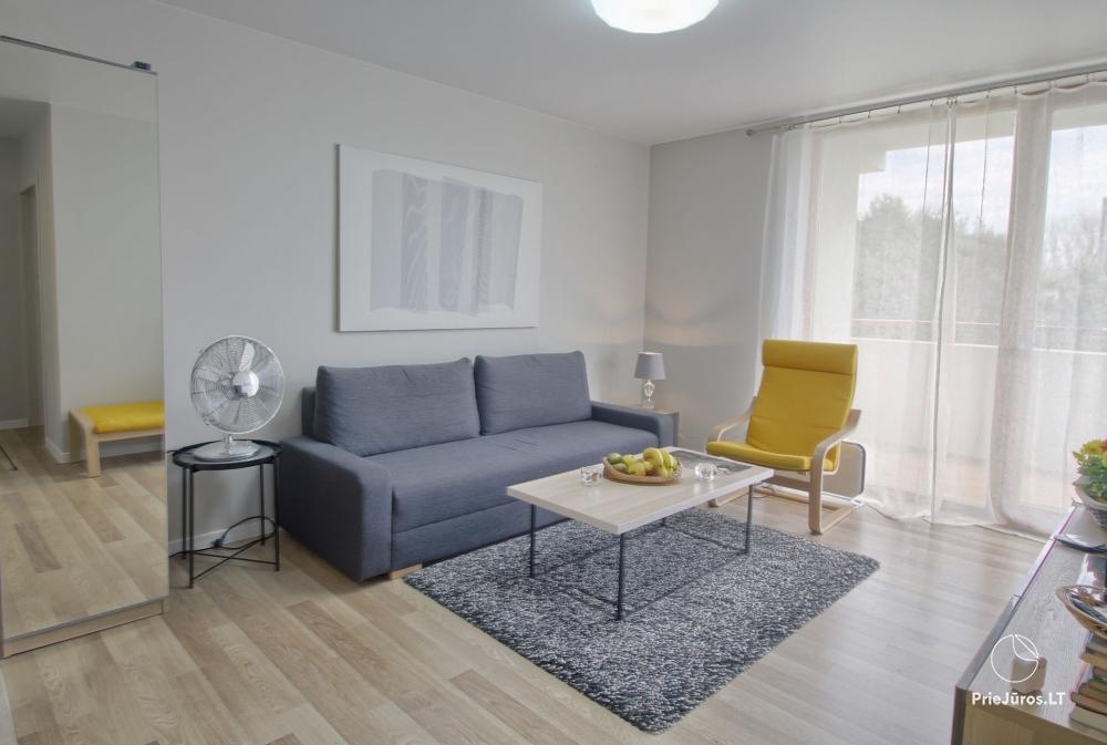 Apartamentai prie parko Palangoje - 1