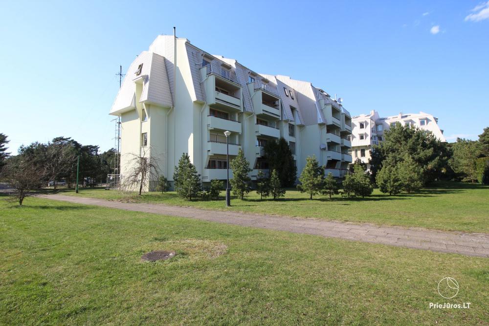 Apartamentai prie parko Palangoje - 11