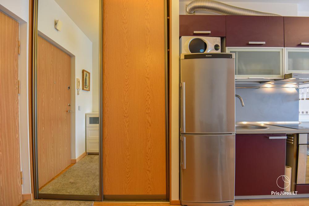 Jaukus, patogus ilsėtis, šiuolaikiškai įrengtas butas Palangoje, Vanagupes g. - 7