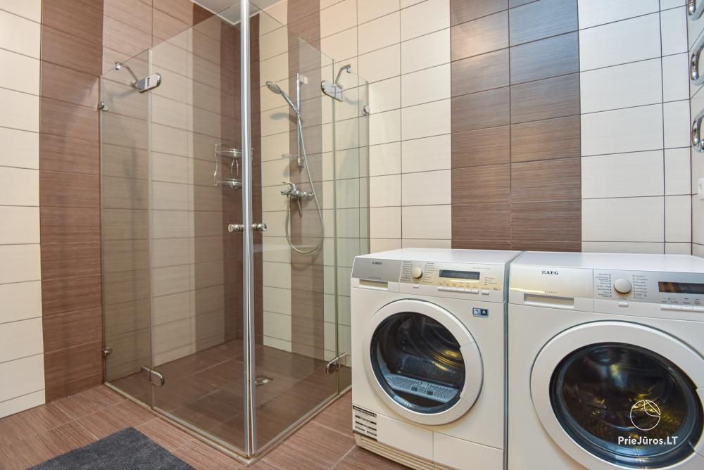 Jaukus, patogus ilsėtis, šiuolaikiškai įrengtas butas Palangoje, Vanagupes g. - 6