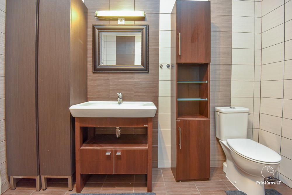 Jaukus, patogus ilsėtis, šiuolaikiškai įrengtas butas Palangoje, Vanagupes g. - 5
