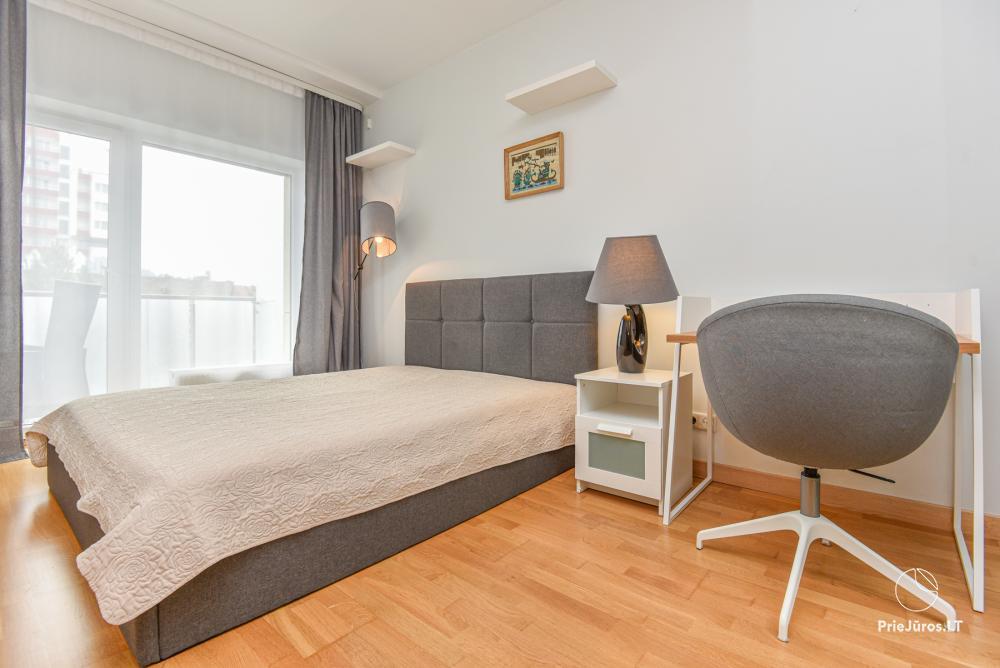 Jaukus, patogus ilsėtis, šiuolaikiškai įrengtas butas Palangoje, Vanagupes g. - 3