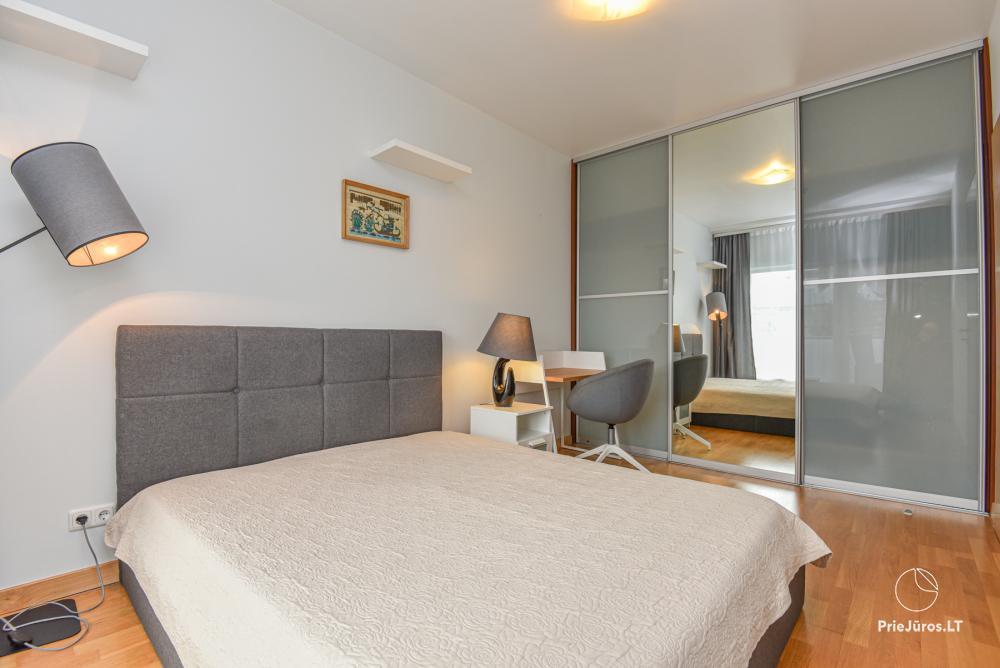 Jaukus, patogus ilsėtis, šiuolaikiškai įrengtas butas Palangoje, Vanagupes g. - 2