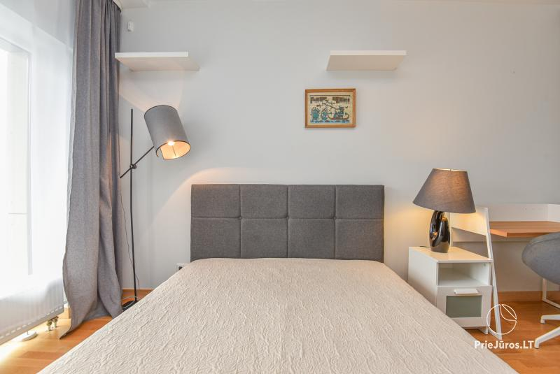 Gemütliche, modern eingerichtete Wohnung zur Miete in Palanga