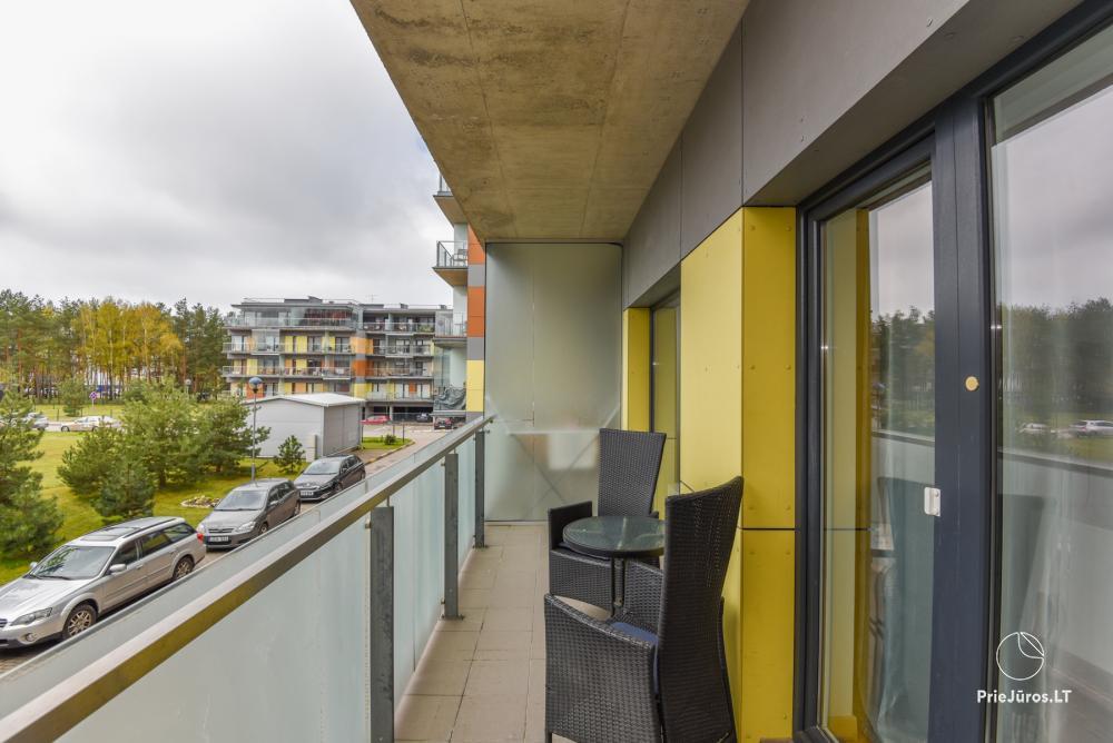 Jaukus, patogus ilsėtis, šiuolaikiškai įrengtas butas Palangoje, Vanagupes g. - 20