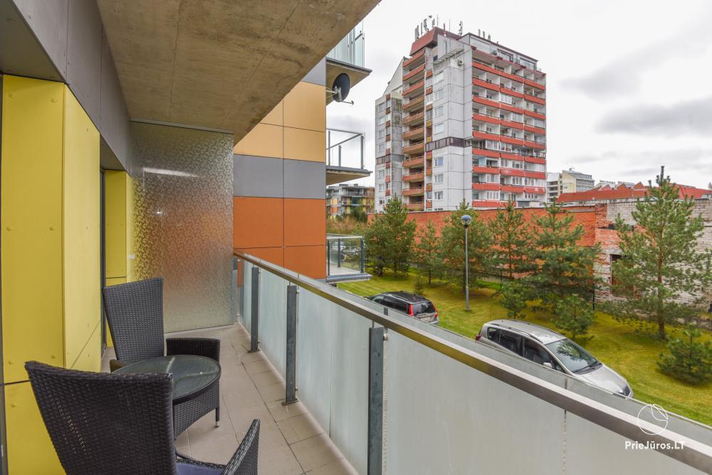 Jaukus, patogus ilsėtis, šiuolaikiškai įrengtas butas Palangoje, Vanagupes g. - 19