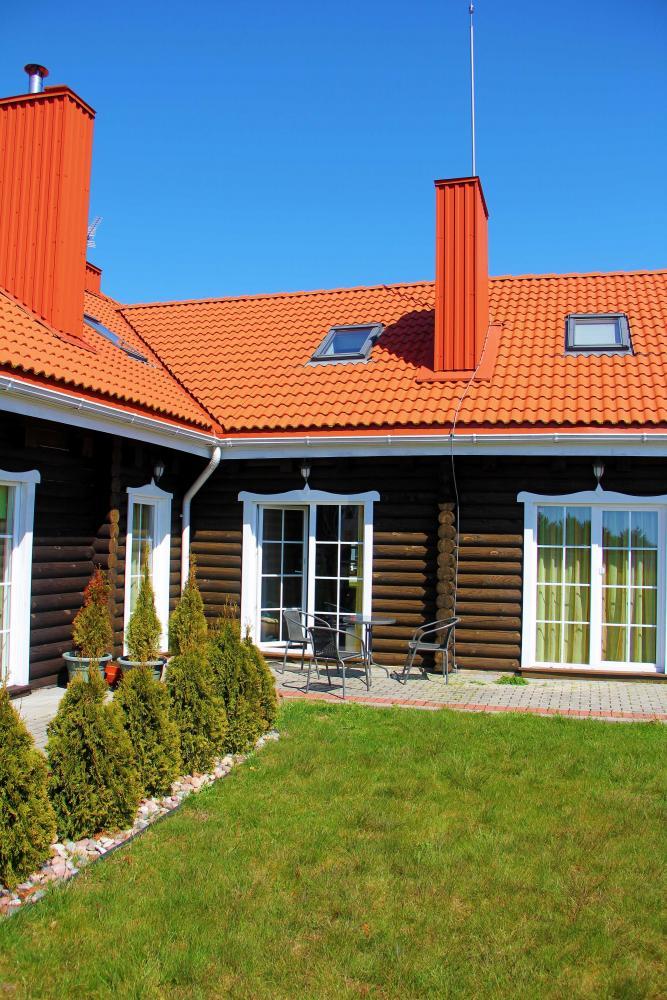 Ferienwohnung mit Terrasse und separatem Eingang Sventoji Ranča - 1