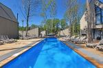 Ciki Puki Purslai apartments for rent with heated pool in Palanga, in Kunigiskiai - 2