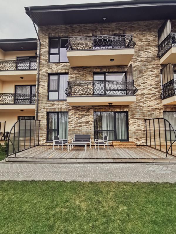 Četru istabu dzīvoklis Palanga & Chill Palangas centrā