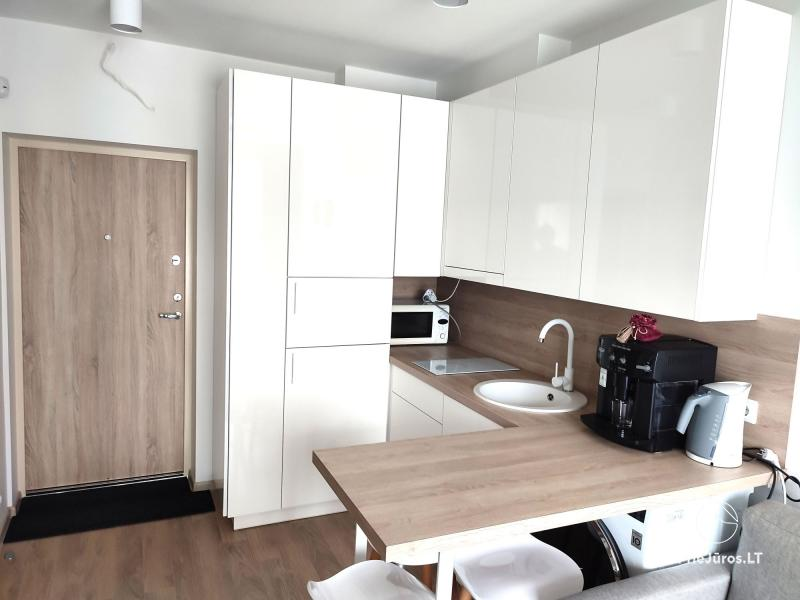 Vienas guļamistabas dzīvoklis ar baseinu P.Nr.15