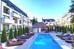 One room apartment with swimming pool P.No.17