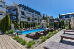 Neringos apartment with private pool in Palanga - 4
