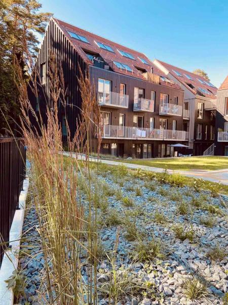 Apartment Hills in Juodkrante