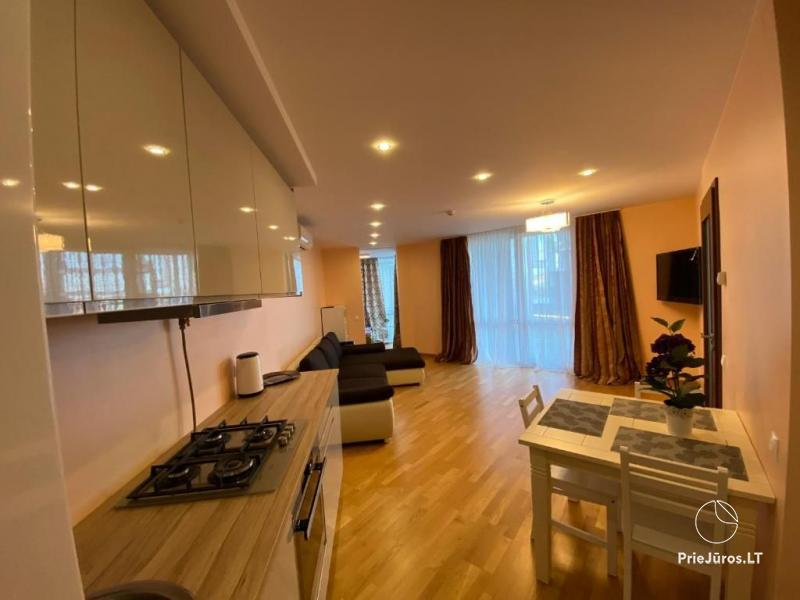 Mato apartment in Sventoji