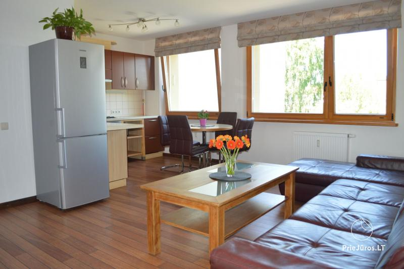 Flat for rent in Palanga