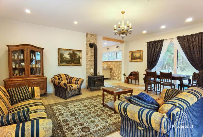 Villa Omama - Wohnungen in Palanga, in Kunigiskiai