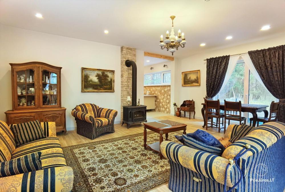 Vila Omama - šiuolaikiškai, jaukiai įrengti apartamentai Palangoje, Kunigiškėse, pušų apsuptyje. Iki jūros tik 150 metrų! - 1