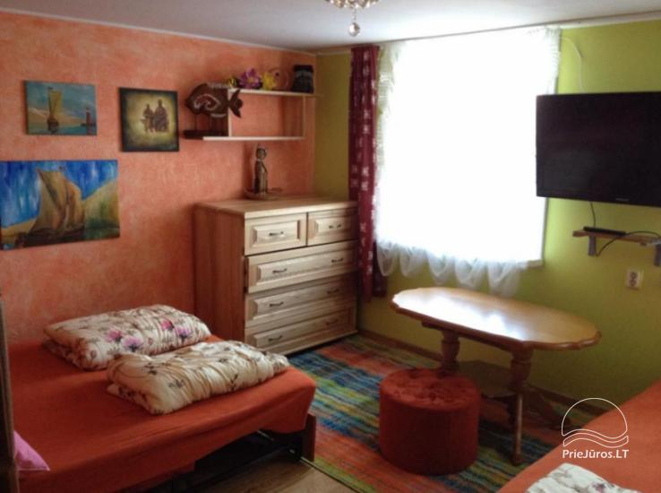 Labai pigi kambarių nuoma Pas Nijolę Skruzdynėje - 4