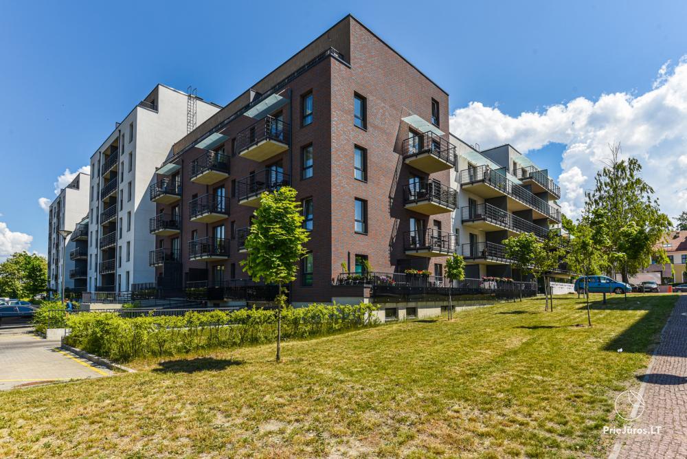 Wohnung zu vermieten in der Altstadt von Klaipeda - 1