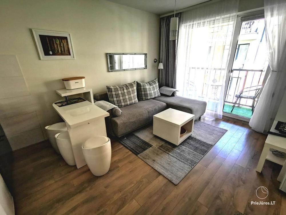 Dviejų kambarių apartamentai P.Nr.20 - 1