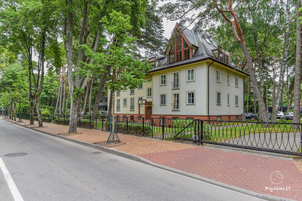 Apartment für 4 Personen mit separatem Eingang neben dem Park - 1