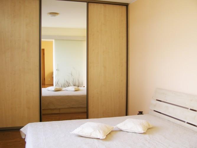 Naujas dviejų kambarių butas prie Akropolio - 1