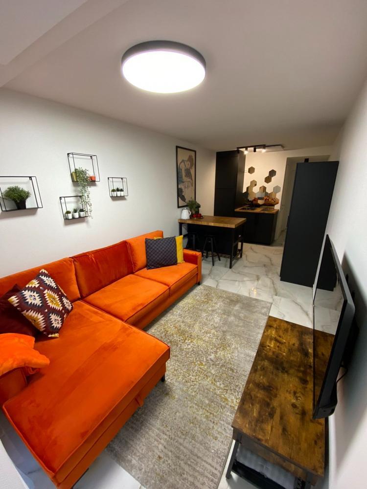 Malūno Vilos 1 kambario apartamentai su baseinu P. Nr.21 - 1