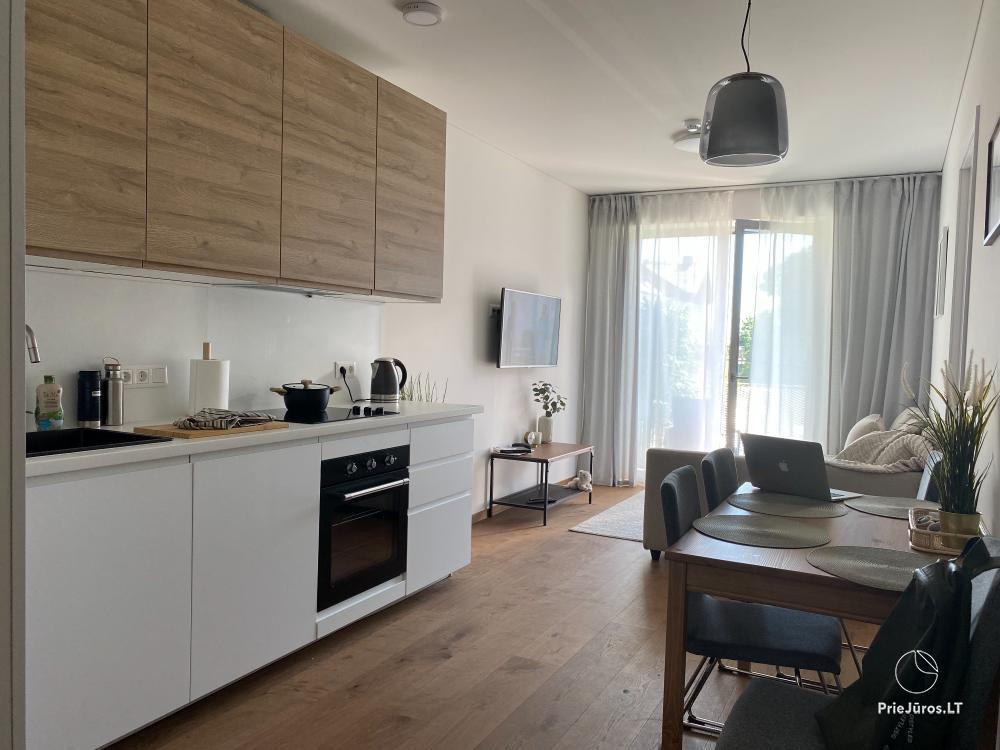 Apartment mit Lagunenblick im Kalno Namai - 1