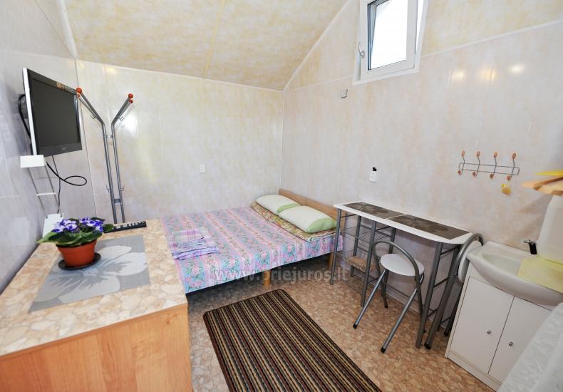 Dvivietis kambarys atskirame namelyje