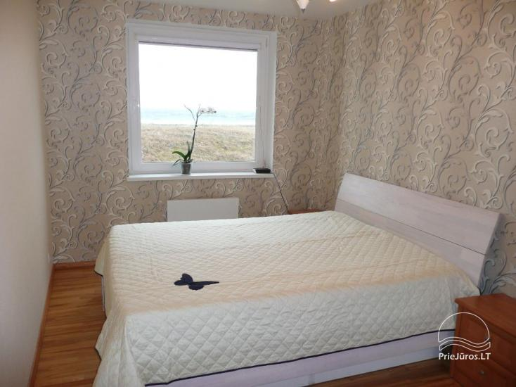 Three room apartment on the sea shore in Curonian Spit, 50m from the beach - 4