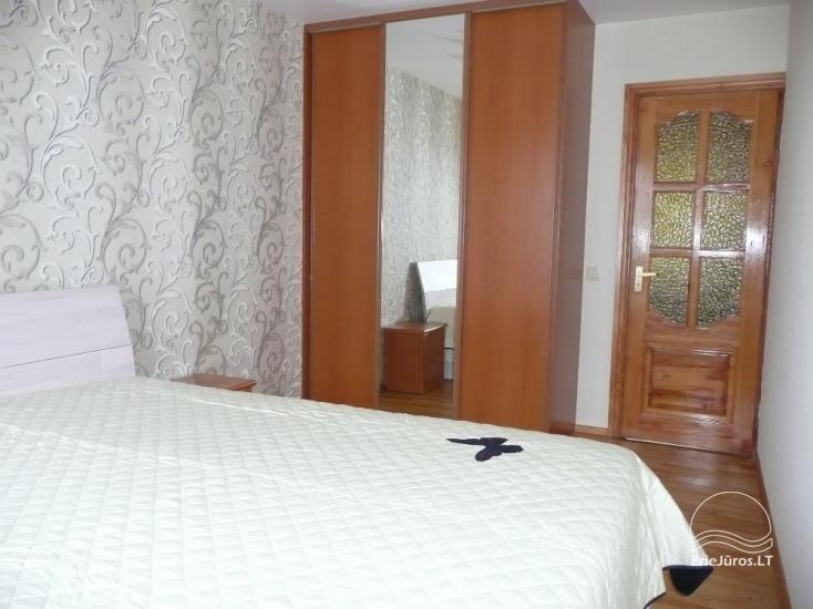 Trijų kambarių butas ANT JŪROS KRANTO Juodkrantėje - 50m iki jūros - 7