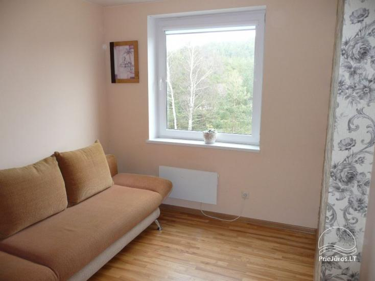 Three room apartment on the sea shore in Curonian Spit, 50m from the beach - 8