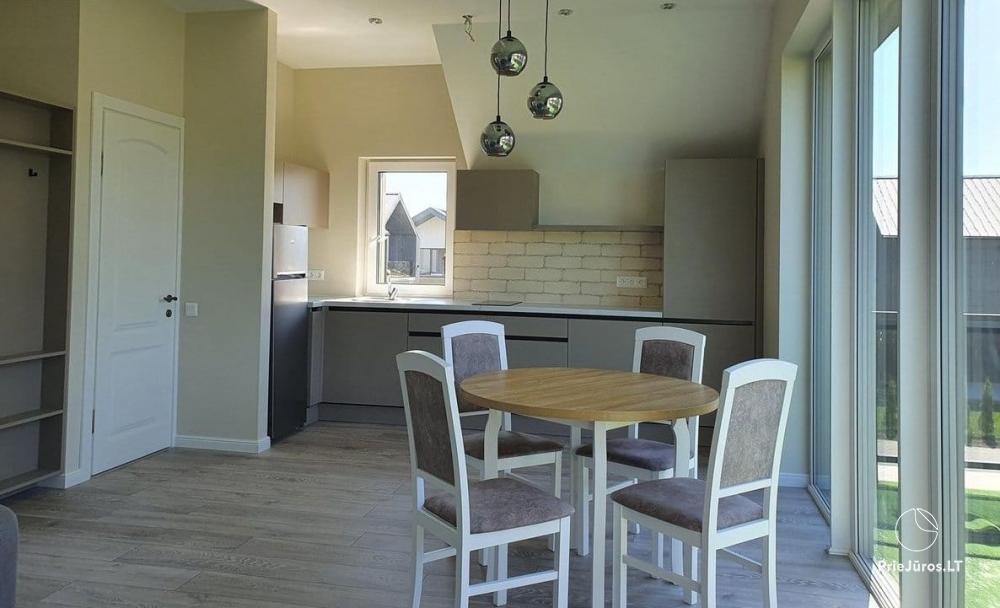 Naujas dviejų kambarių butas nuomai Kunigiškiuose - 1