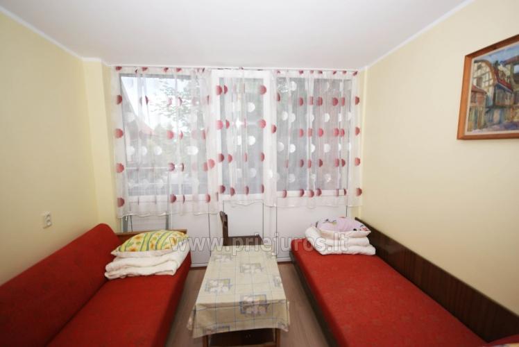 Vieno kambario butas