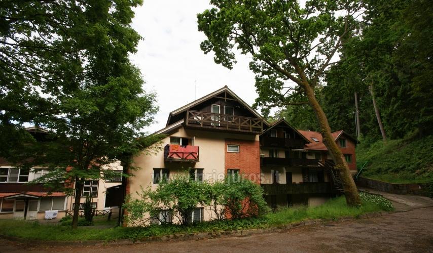 Vieno, dviejų kambarių butai Juodkrantėje - 2