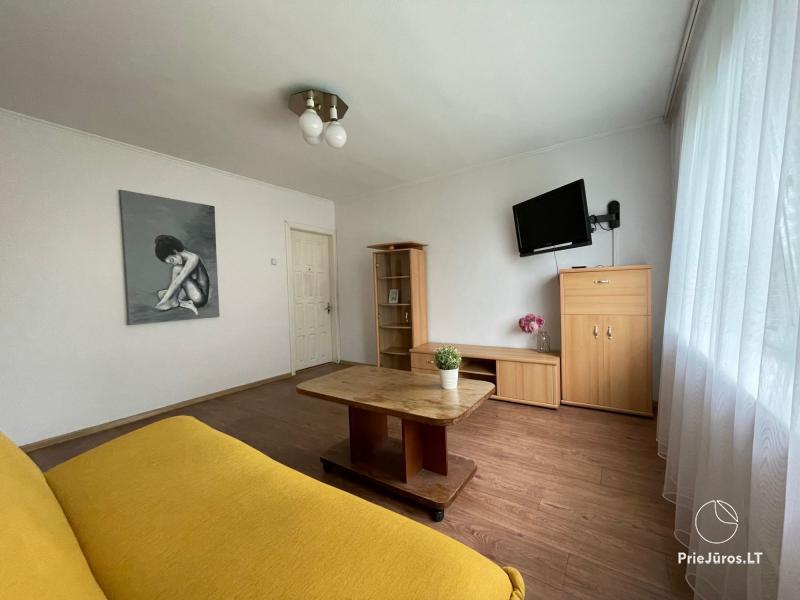 2 istabu dzīvoklis Klaipēdā