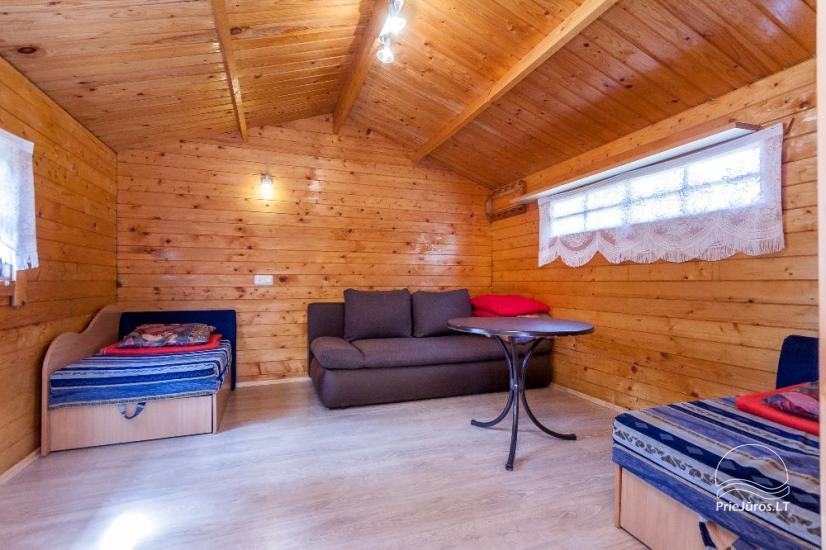 Villa and holiday cottages in Sventoji Aura - 15