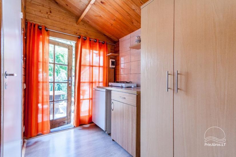 Villa and holiday cottages in Sventoji Aura - 16