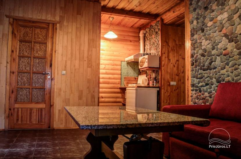 Villa and holiday cottages in Sventoji Aura - 17