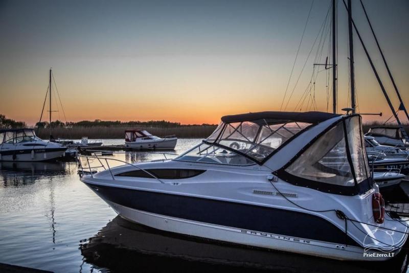 Boatcation - nakšņošana laivā ar visām ērtībām