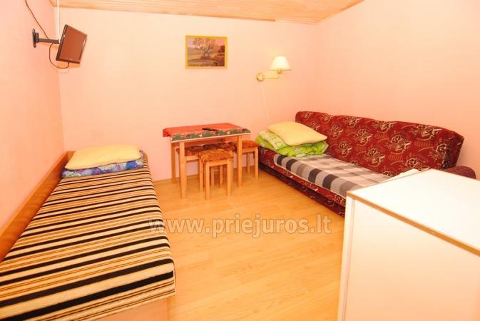 Pokoje domki letniskowe do wynajecia w sventoji for 37862 vessing terrace