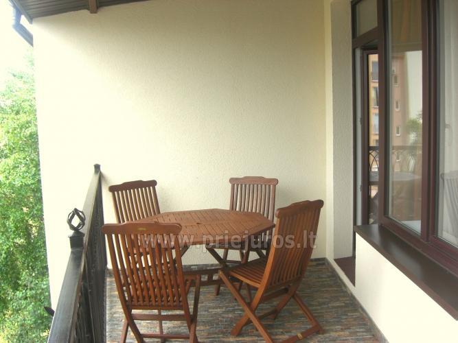 1, 2, 3 Zimmer Appartements in Palanga: Bequemlichkeiten, Mini-Küche,WLAN - 3