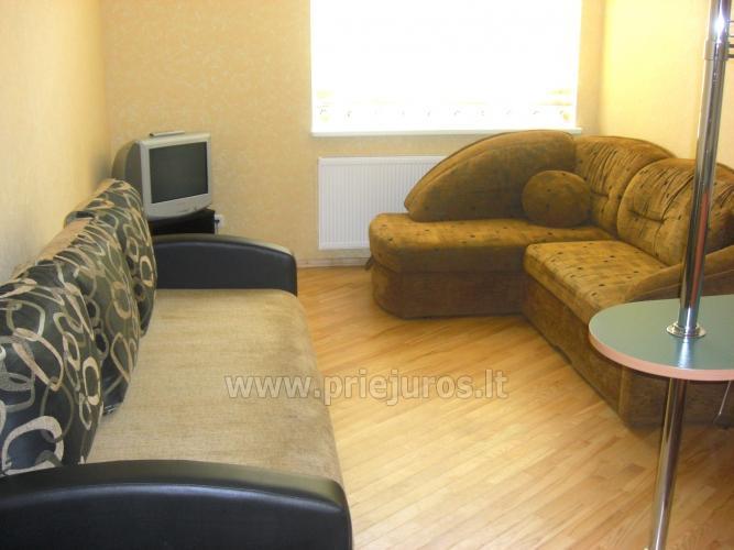 1, 2, 3 Zimmer Appartements in Palanga: Bequemlichkeiten, Mini-Küche,WLAN - 10