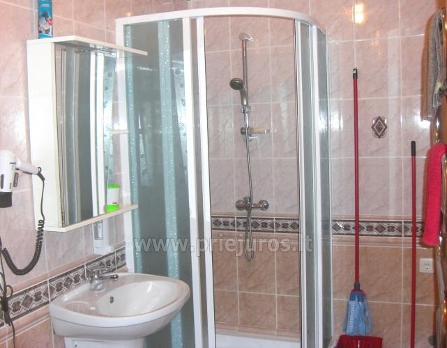 1, 2, 3 Zimmer Appartements in Palanga: Bequemlichkeiten, Mini-Küche,WLAN - 12